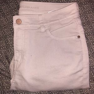 White old navy jeans